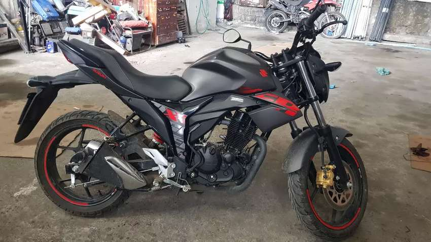Vendo Cambio Suzuki Gixxer 155cc 3058kms año 2019 0