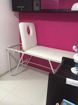 Alquilo cabina para masajes
