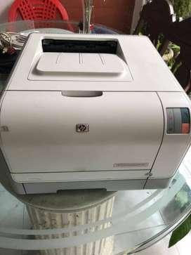 Vendo impresora laser a color H.P