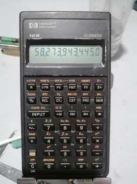 Calculadora financiera hp 10 b tasas flujos lnterés bonos y cálculos de tiempo