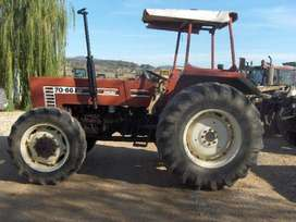 Tractor Agricola FIAT 7066
