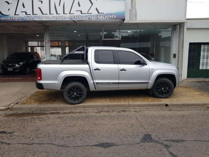 Volkswagen Amarok 2.0 Dark Label 4x2 0
