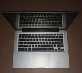 """Macbook pro 13"""" (mediados del 2012)"""