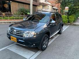 Renault duster dynamic 2014 full equipo