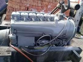 Vendo motor dehuz 160hp impecable turbo 913