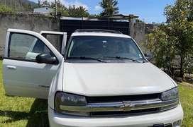 Chevrolet trailblazer en perfectas condiciones intacta cero choques mecanicamente 10/10