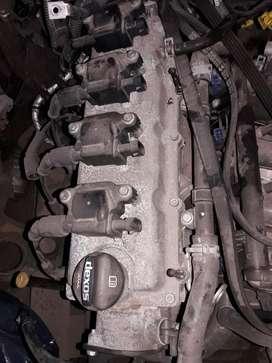 Tapa de Cilindros Chevrolet 1,4