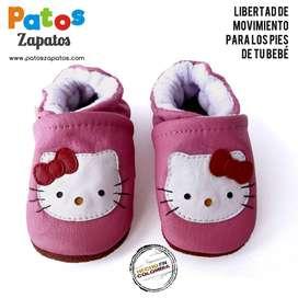 Zapatos Para Bebes Niñas Para Aprender A Caminar. Hello Kitty