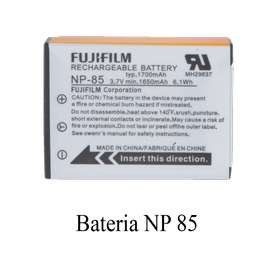 Bateria Para Fuji Np 85 Para Sl1000 Sl240 Sl245 Sl260 Sl280