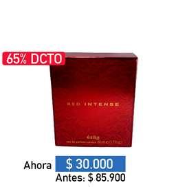 Perfume Red Intense 30ml ésika