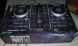 dj numark pArty mix