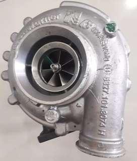 Turbo mercedes benz k27 motor om906