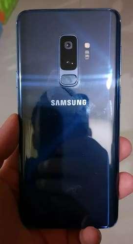 S9+ edición especial Coral Blue de 256gb