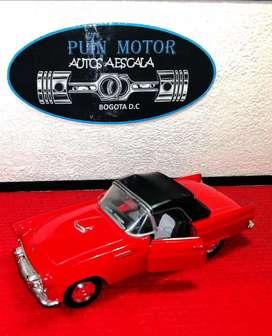 Ford Thunderbird - colección - autos a escala