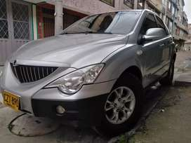 Vendo o permuto ssangyong actyon diesel 2008  4*4