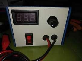 Fuente de Voltaje Regulable de 3 A
