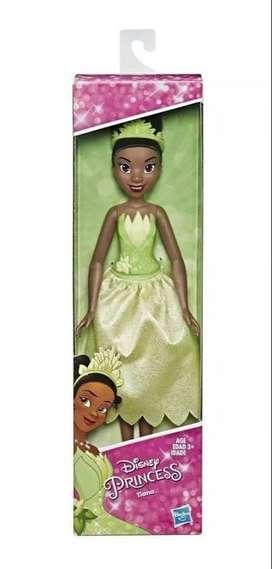 Muñeca Princesa Tiana Disney 28 cm Original Hasbro