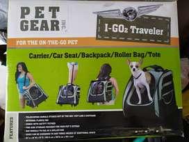 Vendo Maleta para Mascota !!!Pet Gear!!!