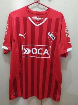 Camiseta Independiente Puma M, Adidas Nike boca River