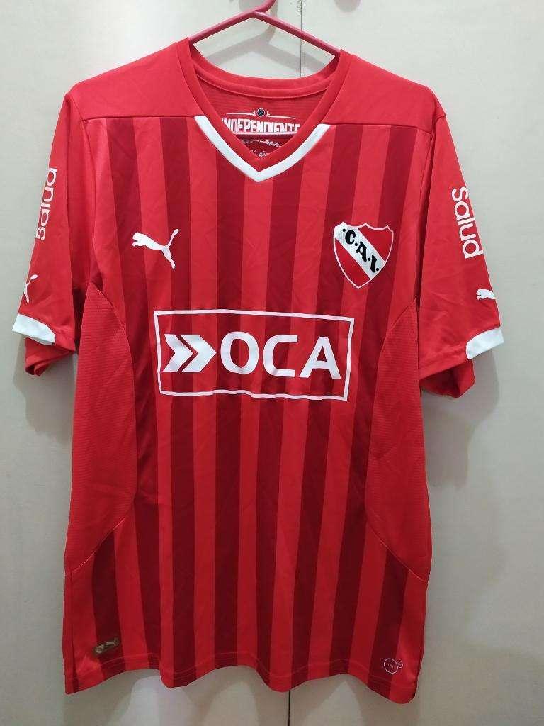 Camiseta Independiente Puma M, Adidas Nike boca River 0