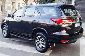 Toyota Sw4 2016 Automática 7 asientos