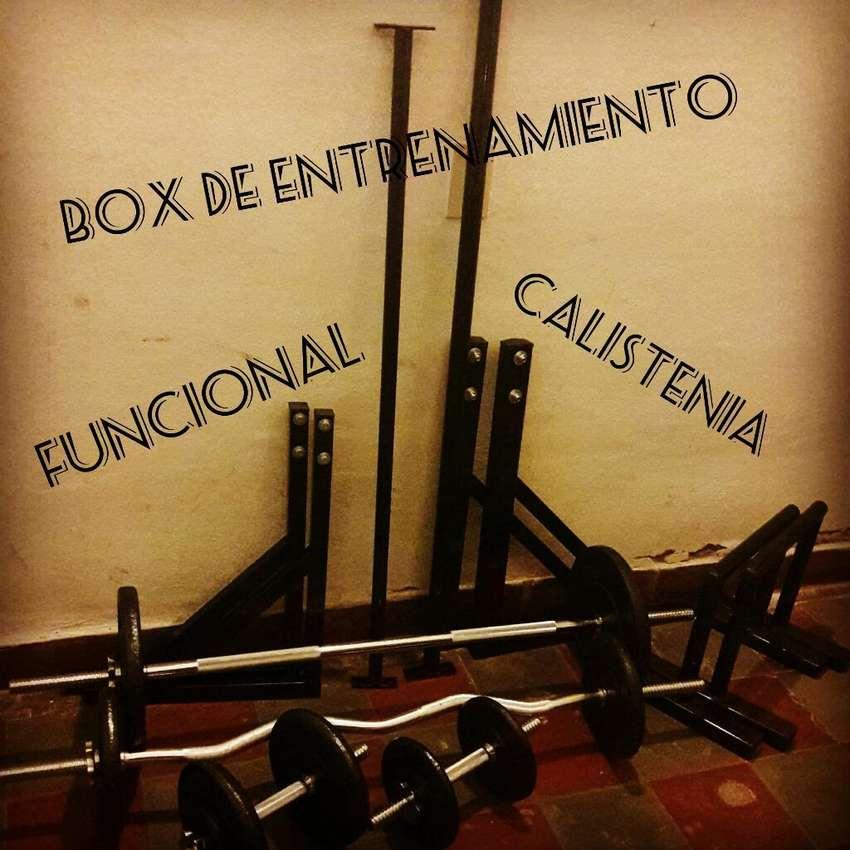 Box de Entrenamiento para El Hogar 0