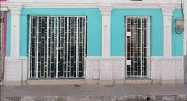 Se arrienda Casa con Local Centro Histórico