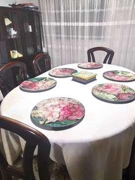 Venta de sala y comedor