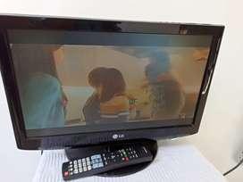 Vendo TV LG 22 pulgasa