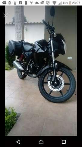 Moto Honda CB 110cc flamante