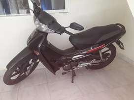 Se vende moto akt special 110