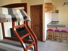 Linda suite entrada Salinas
