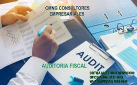 Servicios de Auditoria financiera y Auditoria Fiscal