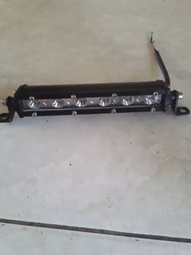 Vendo barra led en 20$