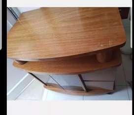 Mesa de tv  roble.