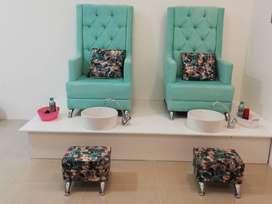Vendo muebles de salón de belleza