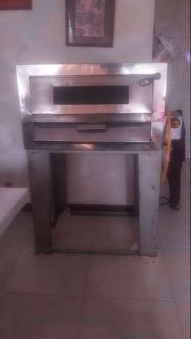 se vende un horno