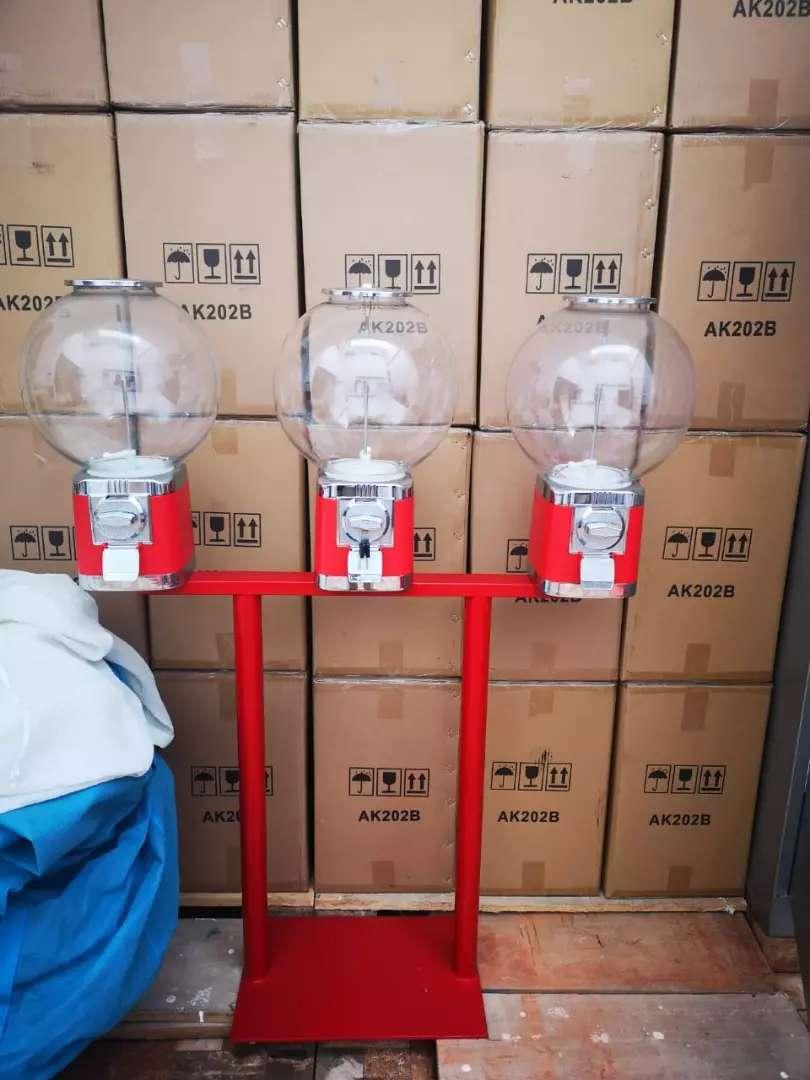Chicleras máquinas expendedoras 0