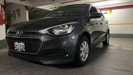 Hyundai i20 modelo 2016