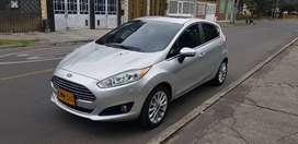 Ford Fiesta 2017 Titanium 1.6 Full Equipo $36.200.000 Negociables