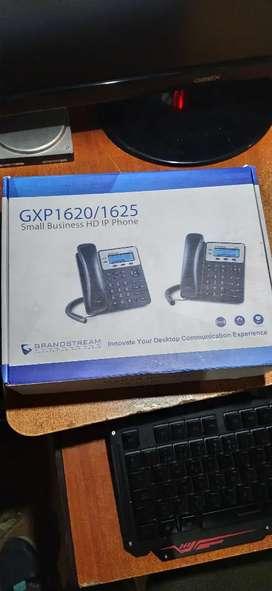 Terminal IP Grandstream GXP1620/1625 venta o cambio