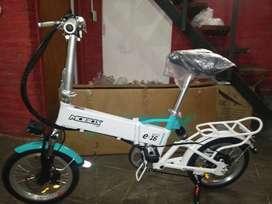 Bicicleta  Electrica Mobox 16.