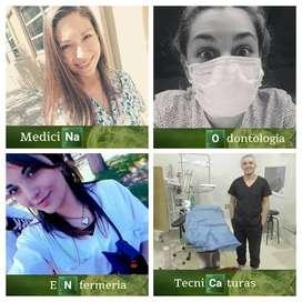 PREUNIVERSITARIOS HOOKE: MEDICINA-ODONTOLOGIA-TECNICATURAS-ENFERMERIA