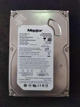 disco duro de escritorio 160 Gb