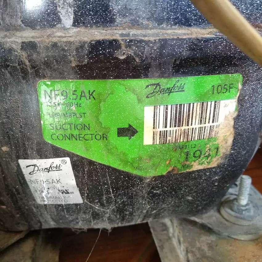 Técnico en refrigeración 0