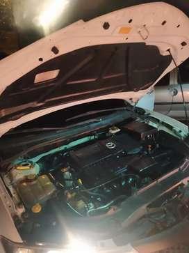 Mazda 3 sedan modelo 2008