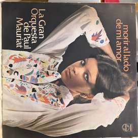 LP de La Gran Orquesta de Paul Mauriat año 1977