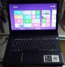 vendo notebok sony vaio i5 6 gigas de ram windows 10 teclado iluminado impecable bateria nueva sin fallas