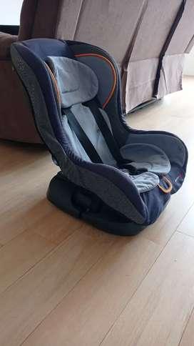 Venta de asiento de bebé para auto