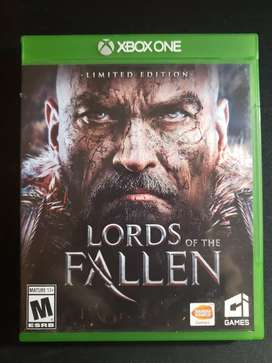 Vendo Lords Of The Fallen